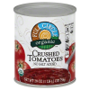 Full Circle Organic Crushed Tomatoes No Salt Added, 28 oz