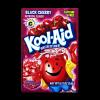 Kool-Aid Black Cherry Caffeine Free Unsweetened Soft Drink Mix, .13 oz