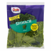 Dole Thoroughly Washed Microwavable Spinach, 8 oz
