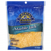 Crystal Farms Marble Jack Finely Shredded Cheese, 8 oz