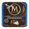 Magnum Double Cookies & Cream Ice Cream Bar, 3 ct