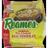 Reames Pre Cooked Frozen Egg Noodles, 12 oz