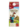 Organic Valley Pasture-Raised Whole Milk, 0.5 gal