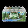 Poland Spring Spring Water, 20 FL oz, 24 ct