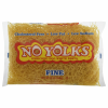No Yolks Fine Egg White Pasta, 12 oz