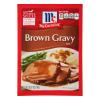 McCormick Brown Gravy Mix, .87 oz