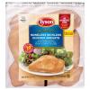 Tyson Chicken All Natural Boneless Skinless Chicken Breasts, 40 oz