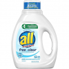 All Free Clear Laundry Detergent, 36 fl oz
