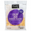 Essential Everyday Shredded Colby & Monterey Jack Cheeses, 8 oz