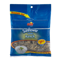 Frito-Lay Ranch Flavor Sunflower Seeds, 5 oz