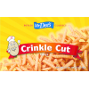 Mr. Dees Crinkle Cut Fries, 24 oz
