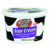 Western Family Sour Cream, 16 oz