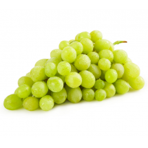 White Seedless Grapes