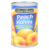 Best Choice Canned Peach Halves, 15.25 oz
