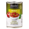 Essential Everyday Diced Tomatoes With Green Chiles, 14.5 oz