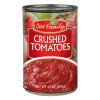 Our Family Crushed Tomatoes, 15 oz