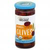 Mediterranean Organic Pitted Kalamata Olives, 8.1 oz