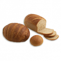 Loaf Wheat Bread, 2 ct