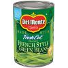 Del Monte French Style Blue Lake Green Beans, 14.5 oz