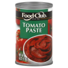 Food Club Tomato Paste, 6 oz