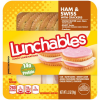 Lunchables Ham & Swiss with Crackers Snack, 3.2 oz