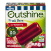 Edy's Outshine Fruit Bars Strawberry, 16.1 fl oz, 6 ct
