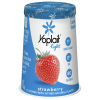 Yoplait Light Yogurt Strawberry, 6 oz