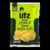Utz Sour Cream & Onion Potato Chips, 2.875 oz