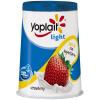 Yoplait Light Yogurt Strawberry, 6 oz