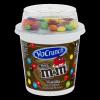 Yocrunch Vanilla Lowfat Yogurt with M&M's, 1 ct