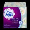 Puffs Ultra Soft & Strong Tissue Box