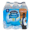 Nestle Pure Life Purified Water, 16.9 fl oz, 6 ct