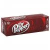 Dr. Pepper, 12 ct, 12 fl oz
