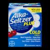 Bayer Alka-seltzer Plus Cold Cherry Burst, 20 ct