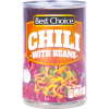 Best Choice Chili with Beans, 1 ct