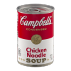 Campbell's Chicken Noodle Condensed Soup 10.75oz