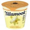 Tillamook French Vanilla Bean Lowfat Yogurt, 6 oz