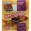Lunchables Chicken Dunks Snack Pack, 4.2 oz