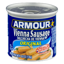 Armour Original Vienna Sausage, 4.6 oz