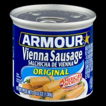 Armour Original Vienna Sausage, 4.6 oz