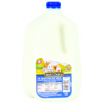 Best Choice 2% Reduced Fat Milk, 1 gallon