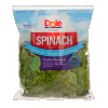 Dole Microwavable Spinach, 8 oz