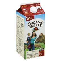 Organic Valley Pasture-Raised Whole Milk, 1/2 gal