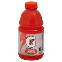 Gatorade G Series Perform 02 Strawberry Watermelon Thirst Quencher, 32 fl oz