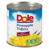 Dole Pineapple Tidbits, 398 mL