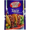Western Family Taco Seasoning Mix, 1.25 oz
