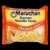 Maruchan Chicken Flavor Ramen Noodle Soup, 3 oz
