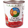 Full Circle Diced Tomatoes, 28 oz