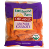 Earthbound Farm Organic Mini Peeled Carrots 1lb