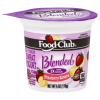 Food Club Strawberry Banana Yogurt, 6 oz